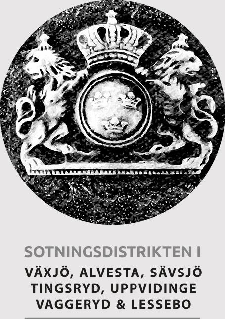 Växjö Sotningsdistrikt