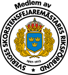 Medlem av Sveriges Skorstensfejaremästares Riksförbund